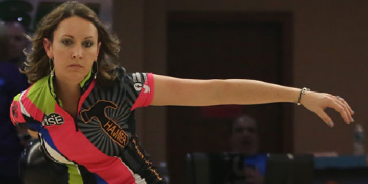 Jeff Richgels • 11thFrame • Stefanie Johnson leads for PWBA Player ...