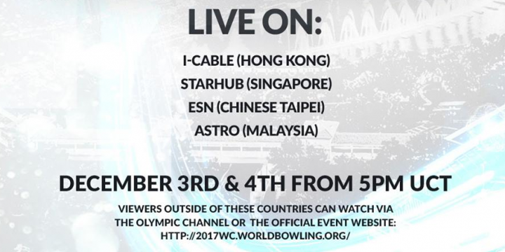 The Final Two Days Of The World Bowling World Championships Will Air Live On The Olympic Channel World Bowling Announced Friday The World Championships Is